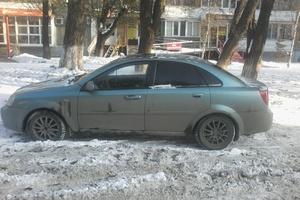 Автомобиль Daewoo Lacetti, хорошее состояние, 2003 года выпуска, цена 185 000 руб., Челябинск