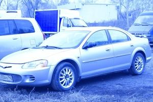 Автомобиль Chrysler Sebring, плохое состояние, 2001 года выпуска, цена 95 000 руб., Кемерово