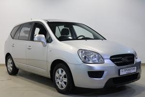 Авто Kia Carens, 2006 года выпуска, цена 275 000 руб., Москва