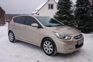 Автомобиль Hyundai Solaris, отличное состояние, 2011 года выпуска, цена 475 000 руб., Сергиев Посад