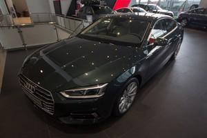Авто Audi A5, 2017 года выпуска, цена 3 355 995 руб., Москва