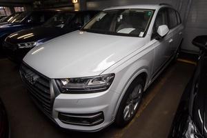 Новый автомобиль Audi Q7, 2017 года выпуска, цена 5 411 710 руб., Москва