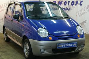 Авто Daewoo Matiz, 2007 года выпуска, цена 123 000 руб., Москва