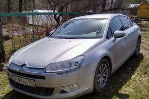 Подержанный автомобиль Citroen C5, хорошее состояние, 2008 года выпуска, цена 380 000 руб., республика Татарстан