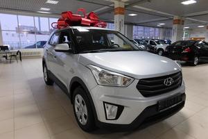 Авто Hyundai Creta, 2017 года выпуска, цена 874 000 руб., Тюмень