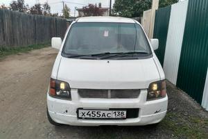 Автомобиль Suzuki Wagon R, хорошее состояние, 2000 года выпуска, цена 150 000 руб., Иркутск