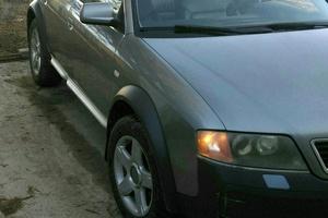 Автомобиль Audi Allroad, хорошее состояние, 2002 года выпуска, цена 295 000 руб., Тула