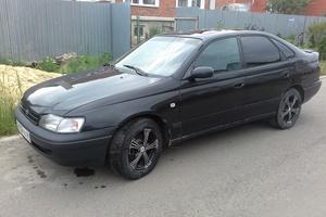 Автомобиль Toyota Carina, хорошее состояние, 1993 года выпуска, цена 150 000 руб., Тамбов