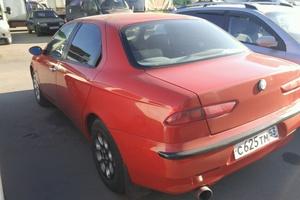 Автомобиль Alfa Romeo 156, хорошее состояние, 2000 года выпуска, цена 160 000 руб., Санкт-Петербург