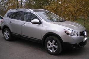 Подержанный автомобиль Nissan Qashqai+2, отличное состояние, 2012 года выпуска, цена 945 000 руб., Подольск