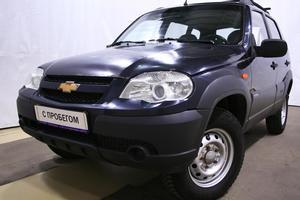 Авто Chevrolet Niva, 2010 года выпуска, цена 249 000 руб., Санкт-Петербург