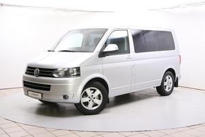 Авто Volkswagen Multivan, 2010 года выпуска, цена 1 390 000 руб., Санкт-Петербург