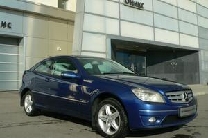 Авто Mercedes-Benz CLC-Класс, 2008 года выпуска, цена 555 000 руб., Санкт-Петербург