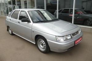 Подержанный автомобиль ВАЗ (Lada) 2112, отличное состояние, 2002 года выпуска, цена 113 000 руб., Краснодар