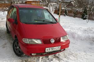Автомобиль Volkswagen Sharan, хорошее состояние, 1997 года выпуска, цена 220 000 руб., Иваново