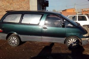 Автомобиль Toyota Estima, отличное состояние, 1993 года выпуска, цена 180 000 руб., Омск