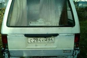 Автомобиль Nissan Vanette, битый состояние, 1989 года выпуска, цена 30 000 руб., Саратовская область