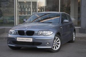 Авто BMW 1 серия, 2005 года выпуска, цена 385 000 руб., Санкт-Петербург