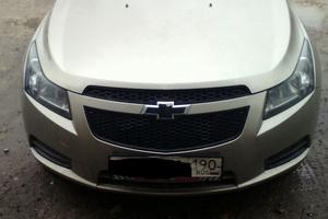 Автомобиль Chevrolet Cruze, хорошее состояние, 2012 года выпуска, цена 420 000 руб., Домодедово