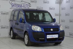 Авто Fiat Doblo, 2011 года выпуска, цена 347 000 руб., Москва