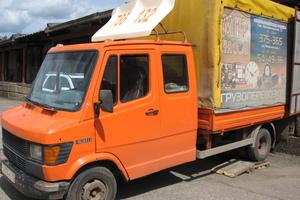 Автомобиль Mercedes-Benz T1, хорошее состояние, 1991 года выпуска, цена 275 000 руб., Киров