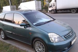 Автомобиль Honda Stream, хорошее состояние, 2001 года выпуска, цена 330 000 руб., Волгодонск