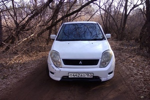 Автомобиль Mitsubishi Dingo, битый состояние, 2000 года выпуска, цена 230 000 руб., Самарская область
