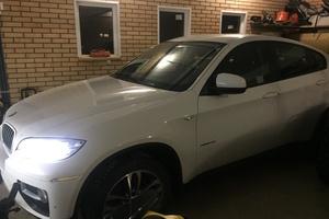 Автомобиль BMW X6, отличное состояние, 2014 года выпуска, цена 3 250 000 руб., Казань