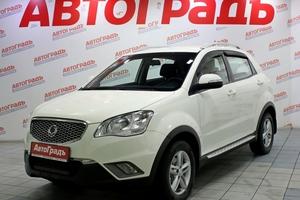 Авто SsangYong Actyon, 2012 года выпуска, цена 599 000 руб., Москва