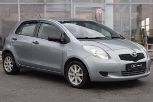 Авто Toyota Yaris, 2008 года выпуска, цена 319 000 руб., Липецк