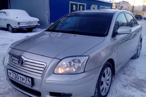 Подержанный автомобиль Toyota Avensis, отличное состояние, 2005 года выпуска, цена 475 000 руб., Челябинск