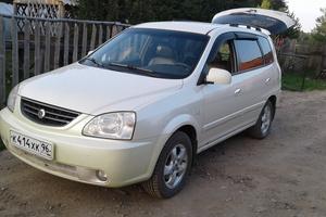 Автомобиль Kia X-Trek, хорошее состояние, 2004 года выпуска, цена 300 000 руб., Свердловская область