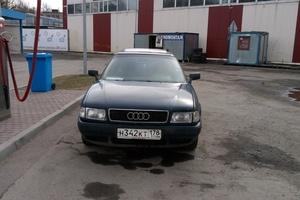 Автомобиль Audi 80, среднее состояние, 1988 года выпуска, цена 95 000 руб., Санкт-Петербург