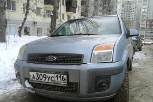 Подержанный автомобиль Ford Fusion, хорошее состояние, 2007 года выпуска, цена 235 000 руб., Казань