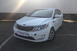 Авто Kia Rio, 2011 года выпуска, цена 455 000 руб., Московская область