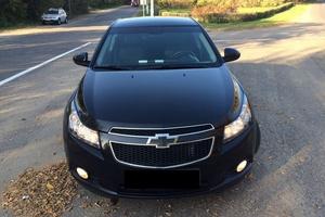 Подержанный автомобиль Chevrolet Cruze, хорошее состояние, 2011 года выпуска, цена 450 000 руб., Коломна