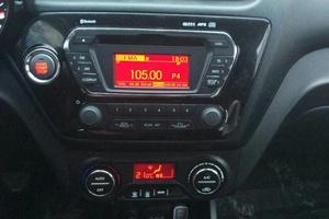 Автомобиль Kia Rio, среднее состояние, 2012 года выпуска, цена 490 000 руб., ао. Ханты-Мансийский Автономный округ - Югра