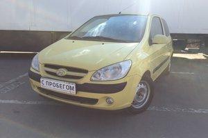Подержанный автомобиль Hyundai Getz, хорошее состояние, 2005 года выпуска, цена 236 000 руб., Московская область