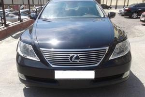 Авто Lexus LS, 2007 года выпуска, цена 950 000 руб., Самара