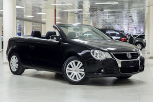 Авто Volkswagen Eos, 2007 года выпуска, цена 633 333 руб., Москва