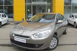 Авто Renault Fluence, 2011 года выпуска, цена 444 000 руб., Москва