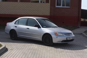 Подержанный автомобиль Honda Civic, хорошее состояние, 2000 года выпуска, цена 179 000 руб., Щелково