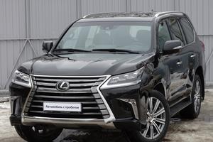Авто Lexus LX, 2016 года выпуска, цена 5 999 000 руб., Москва