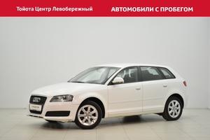 Подержанный автомобиль Audi A3, отличное состояние, 2009 года выпуска, цена 475 000 руб., Москва