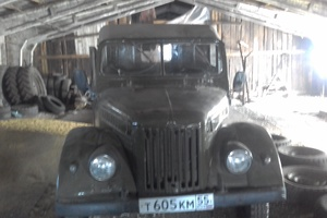 Автомобиль ГАЗ 69, хорошее состояние, 1956 года выпуска, цена 100 000 руб., Омск