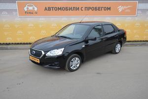 Авто Datsun on-DO, 2016 года выпуска, цена 450 000 руб., Москва