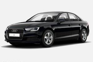 Новый автомобиль Audi A4, 2017 года выпуска, цена 1 732 800 руб., Москва