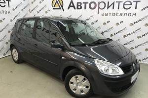 Авто Renault Scenic, 2008 года выпуска, цена 375 000 руб., Санкт-Петербург