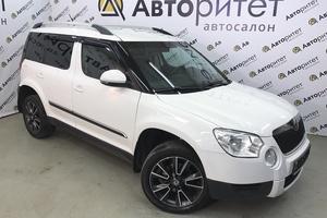 Авто Skoda Yeti, 2013 года выпуска, цена 849 000 руб., Санкт-Петербург