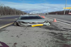 Подержанный автомобиль Ford Focus, битый состояние, 2008 года выпуска, цена 160 000 руб., Наро-Фоминск